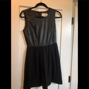 Julie Brown Leather dress